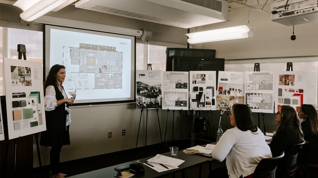 Interior Design Student Jobs