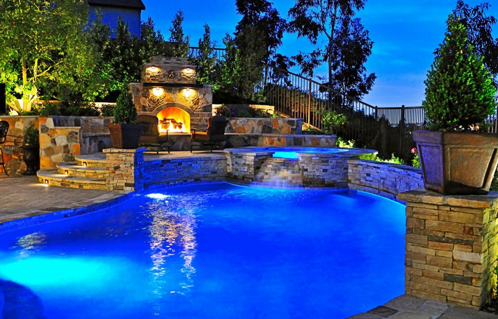 Stunning backyard design | Architecture & Interior Design on Stunning Backyards  id=97814