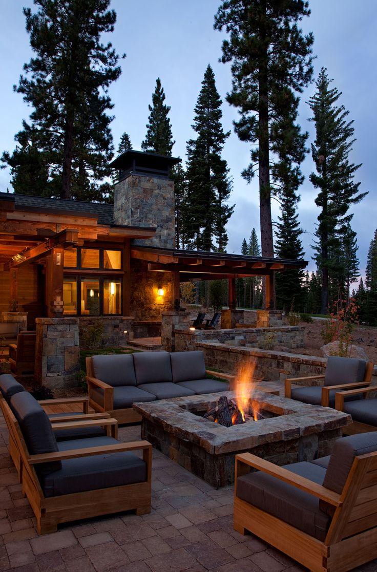 Enjoy your senses with some beautiful fire pits ... on Fire Pit Design  id=80475