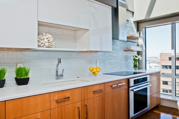 32 Delightful Backsplash Design Ideas For Improvement Of
