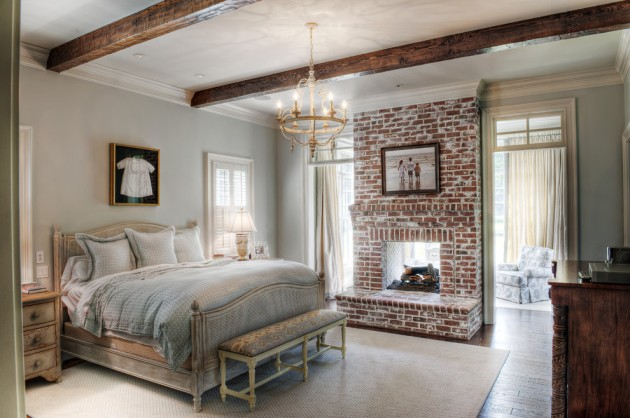 15 Classy & Elegant Traditional Bedroom Designs That Will