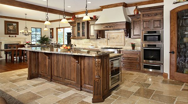 16 Beautiful Traditional Kitchen Design Ideas With Special