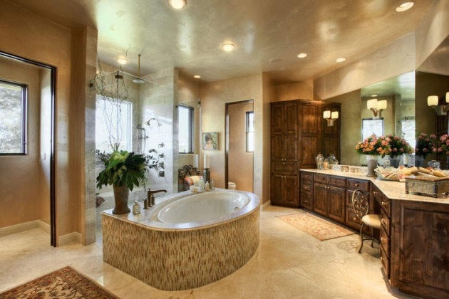 20 Most Popular Master Bathroom Designs For 2015