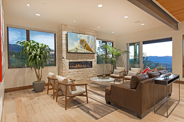 15 Elegant Transitional Living Room Designs You'll Love