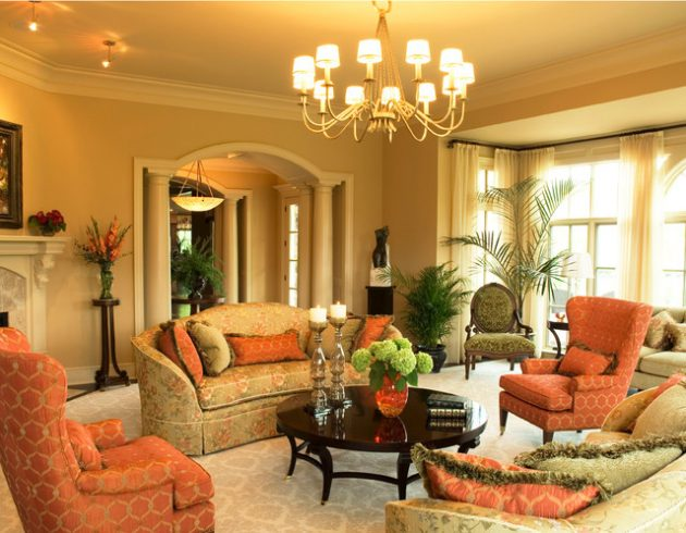 18 Outstanding Ideas To Decorate The Living Room With