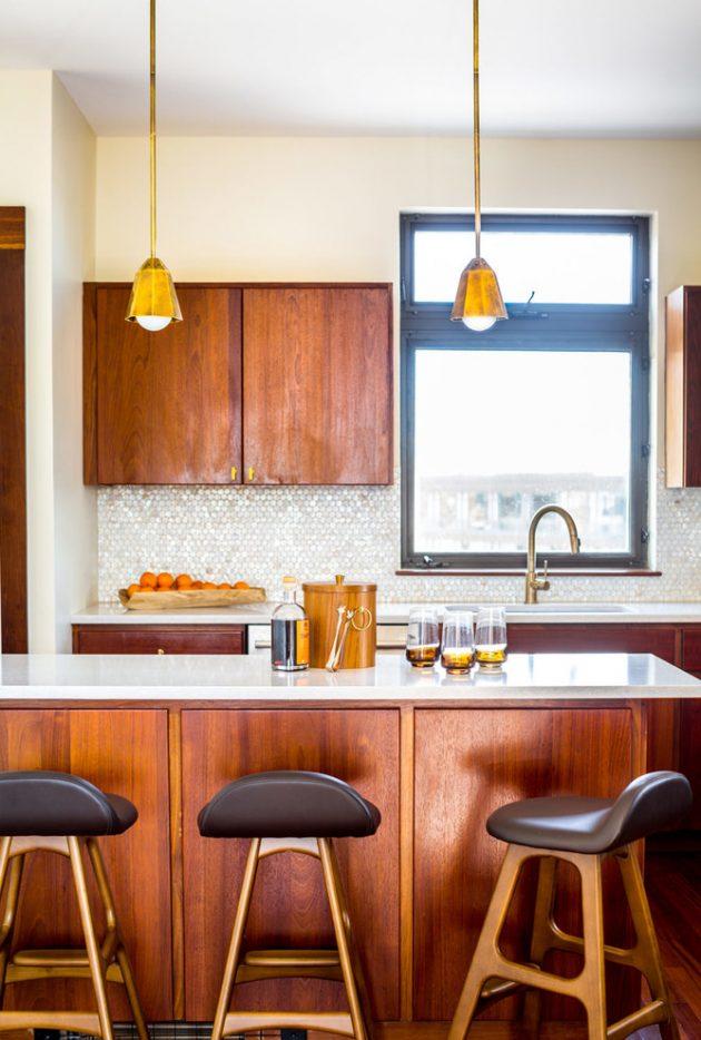 Mid Century Modern Home Office Ideas Novocom Top
