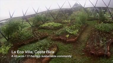 La Eco Villa, Costa Rica: Permaculture