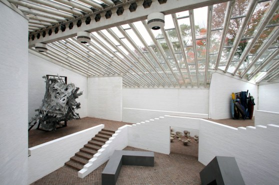 Phillip Johnson's Sculpture Gallery, 1970
