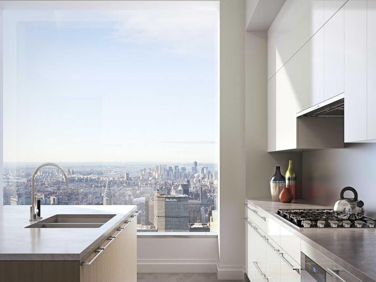 Kitchen Minimalist Modern Design