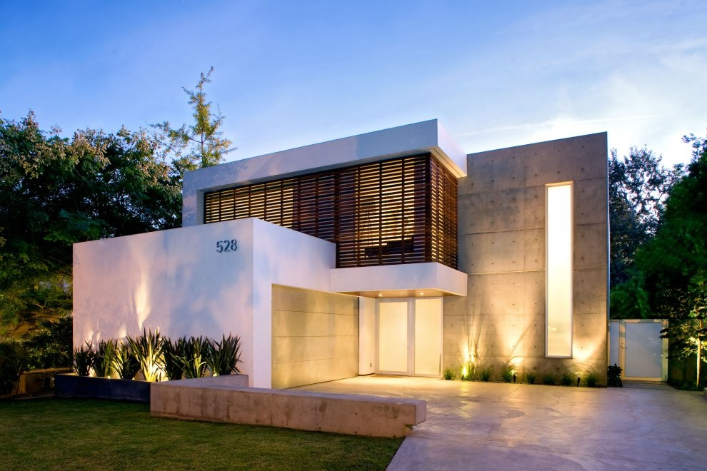 Top 50 Modern House Designs Ever Built    Architecture Beast Small modern home