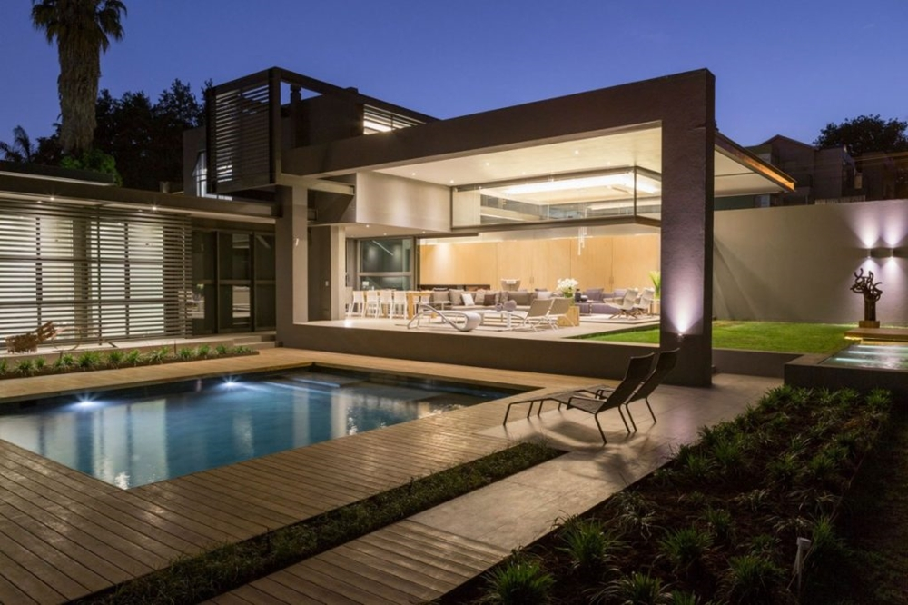 Top 50 Modern House Designs Ever Built    Architecture Beast Beautiful modern home by Nico van der Meulen Architects