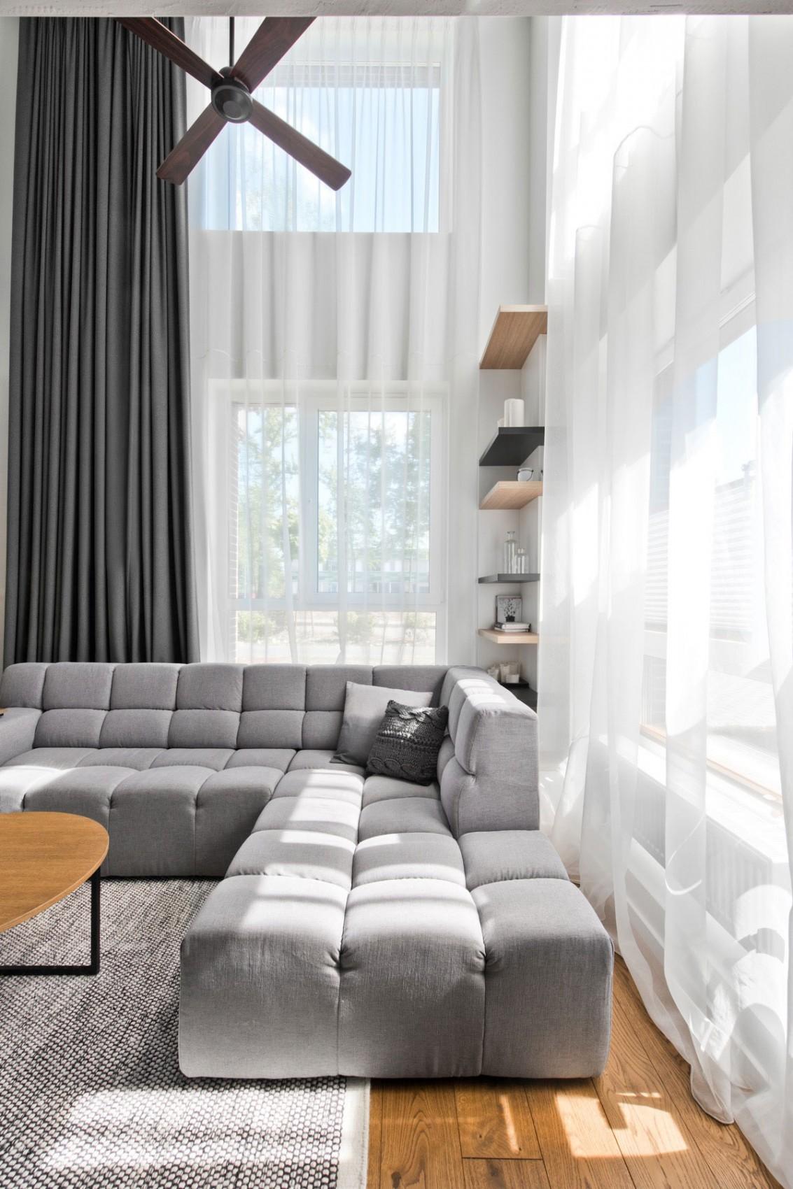 Scandinavian Interior Design In A Beautiful Small