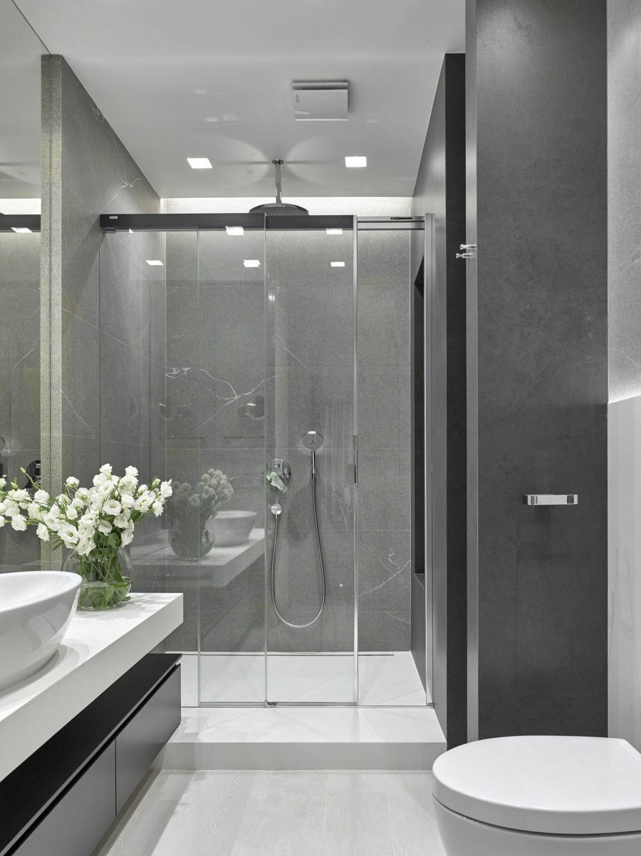 Room ideas: Luxury apartment design by Alexandra Fedorova ... on Bathroom Ideas For Apartments  id=32918