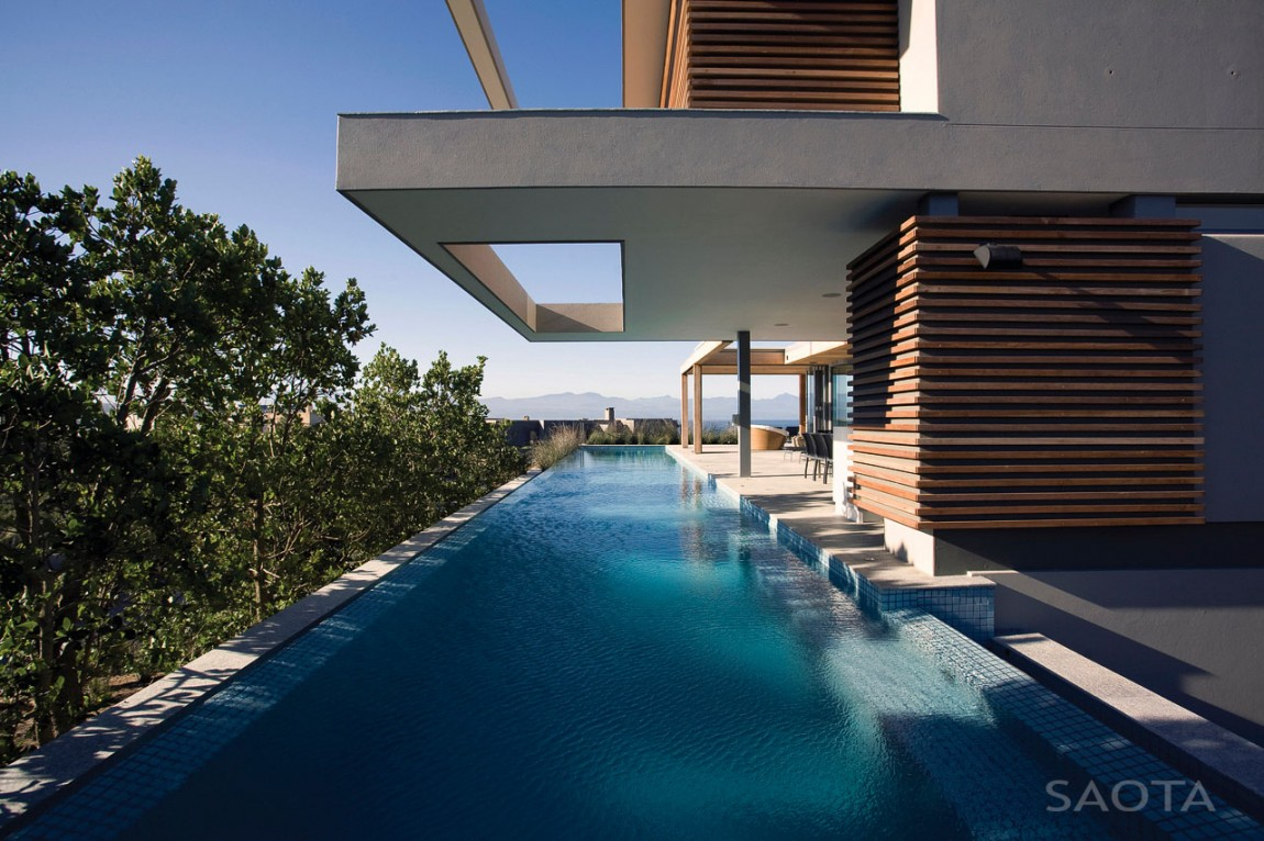 Terrace design which defines an amazing modern home ... on Amazing Modern Houses  id=74362