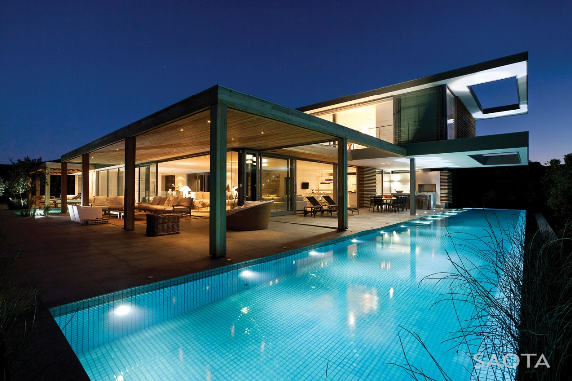 Terrace Design Which Defines An Amazing Modern Home