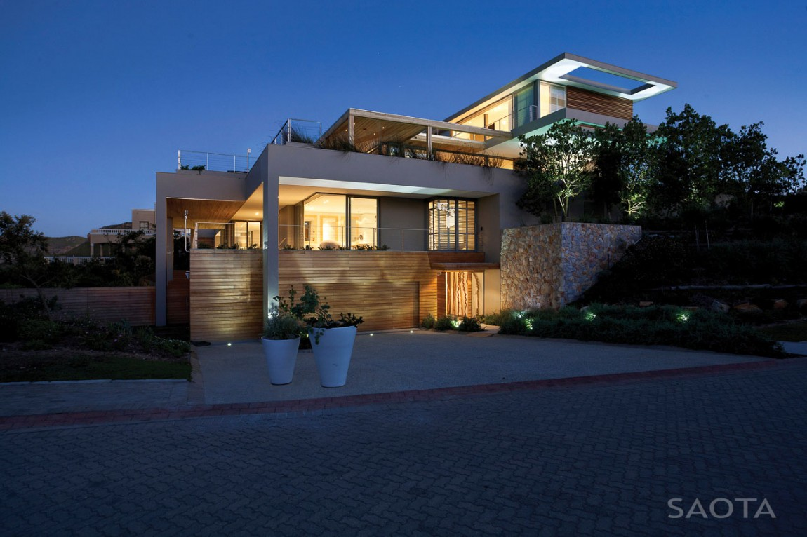 Terrace design which defines an amazing modern home ... on Amazing Modern Houses  id=12745