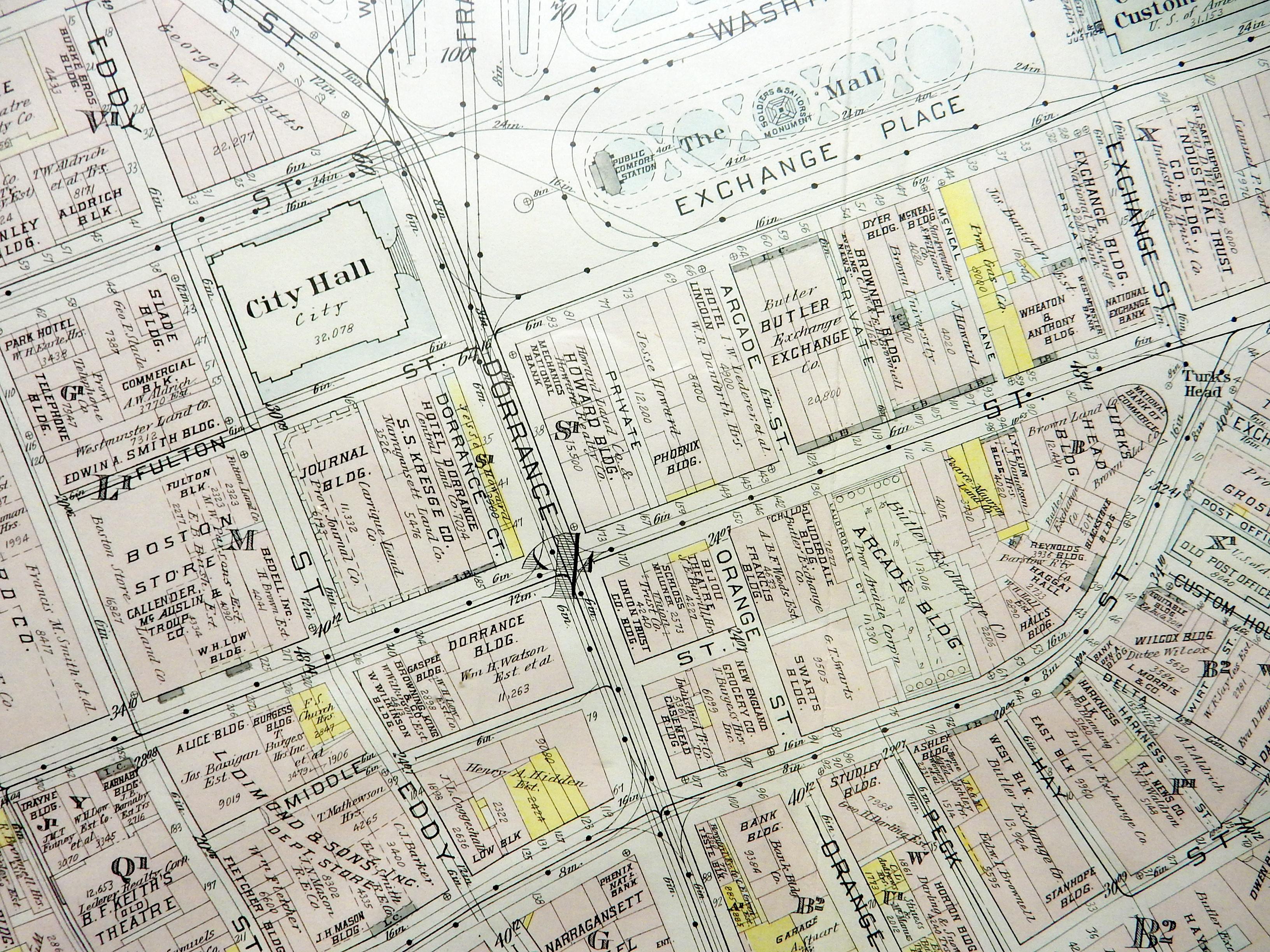 in Providence Rhode Island IMAPS Map