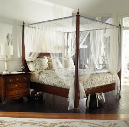 canopy bed 4 poster bed