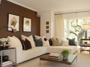 Awesome Interior Cool Paint Rooms Comely Sharp Living Room Excerpt Clipgoo Accent Wall Ideas For White Sectional Sofa Designs Wood