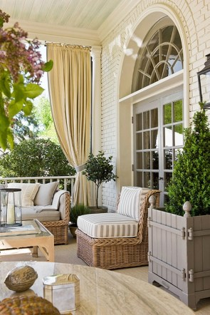 Beautiful Mediterranean House Terrace