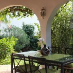 Beautiful Mediterranean House With Ornamental Garden