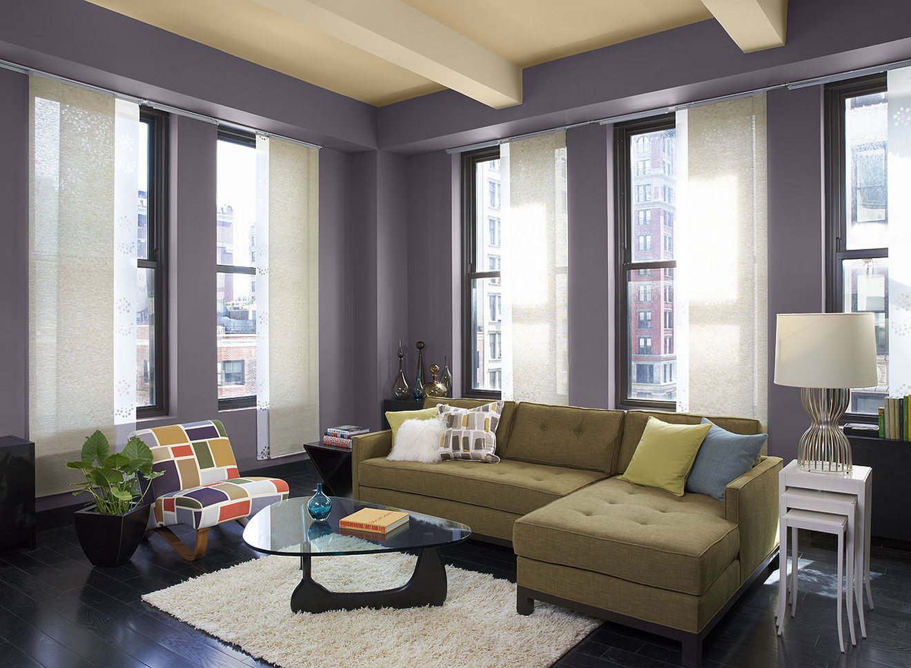 Gray Paint Living Room Ideas Elegant Living Room Paint Color ...