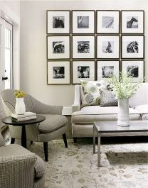 Great Small Living Room Ideas Small Living Room Ideas With Neutral Color Picture Walls Photo Walls