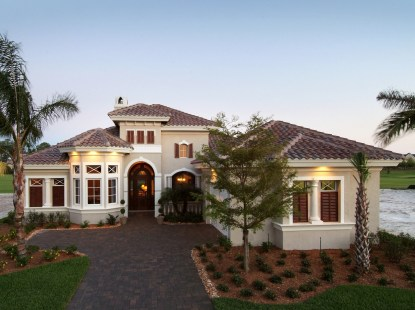 House Plans On Pinterest Cool Mediterranean Home Designs Photos