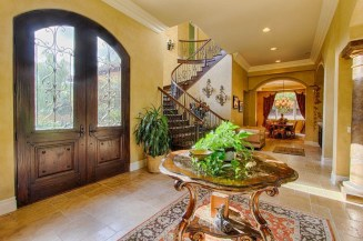 Mediterranean Entry Hall Designs That Will Welcome You Home