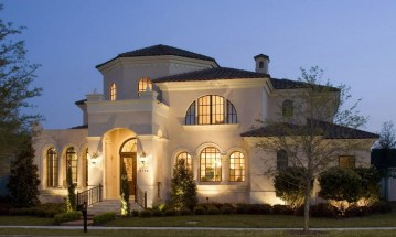 Small Luxury Mediterranean House Home Plans