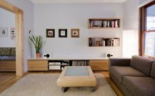 Simple Boxed Living Room Wall Storage Ideas Best Awesome