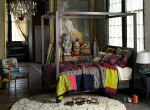 Anthropologie Bedroom Ideas