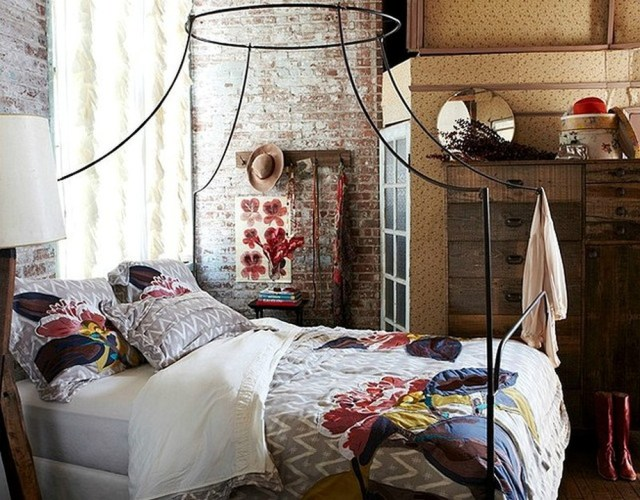 Anthropology Bedroom 2 - Vintage