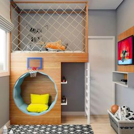 Creative Children's Room Design Ideas And Unique (36)
