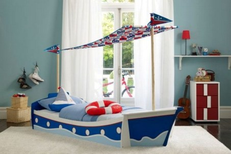 Creative Children's Rooms Design Ideas And Unique (109)
