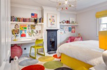 Creative Children's Rooms Design Ideas And Unique (3)