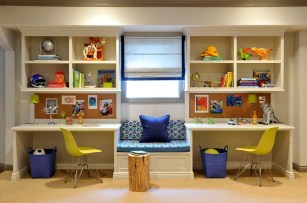 Creative Children's Rooms Design Ideas And Unique (47)