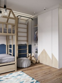 Creative Children's Rooms Design Ideas And Unique (56)