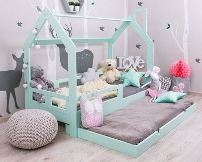Creative Children's Rooms Design Ideas And Unique (69)
