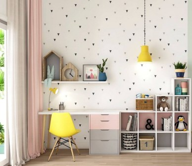 Creative Children's Rooms Design Ideas And Unique (73)