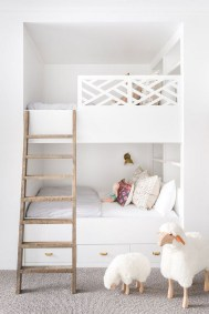 Creative Children's Rooms Design Ideas And Unique (78)