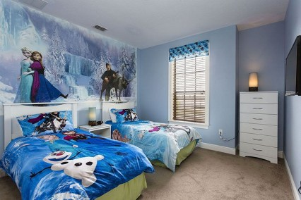 Dream Children's Room Favourite Cartoon Frozen