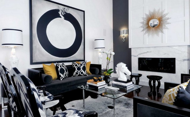 Furniture Part Of Monochrome Living Room Best Of Black And White Modern Living Rooms