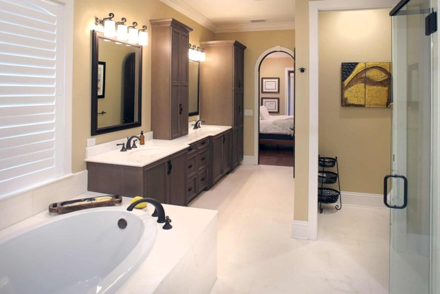 Bathroom Master Designed Tile Seniors Ideas Bathrooms