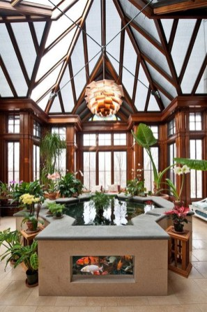 Beautiful And Charming Indoor Garden Designs Ideas (55)