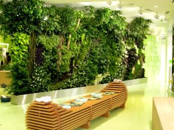 Beautiful And Charming Indoor Garden Designs Ideas (99)