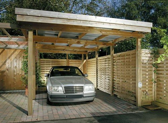 Land Area for Garage Design Tips for Minimalist Houses