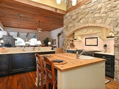 Choice of Neutral Colors for Warm And Enjoyable Kitchen