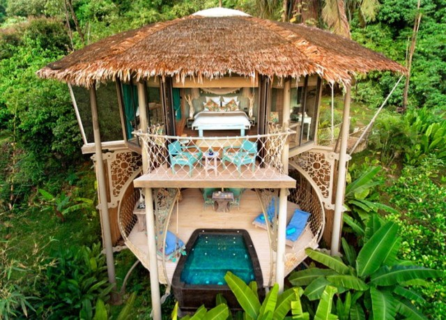 Dreamy TreeHouse Villa