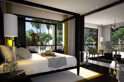 Exciting Model Homes Decorating Ideas Apartment Design With Attractive Dark Futuristic Bedroom Colors